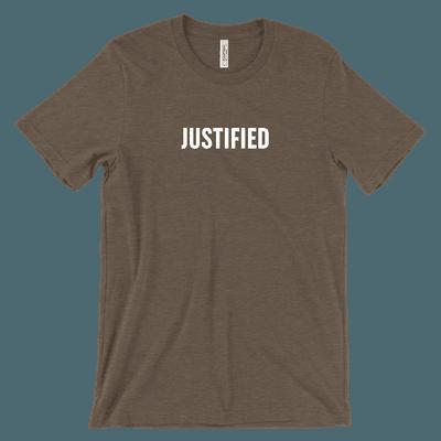 Justified Tee