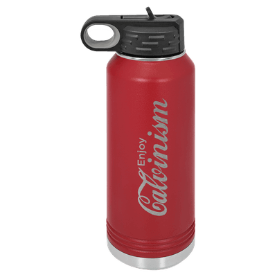 Enjoy Calvinism 32oz Insulated Water Bottle