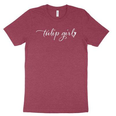 Tulip Girl Tee
