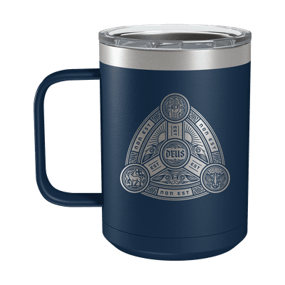 Trinity 15oz Insulated Camp Mug