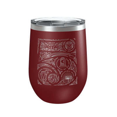 Five Points 12oz Insulated Tumbler