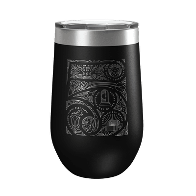 Five Points 16oz Insulated Tumbler