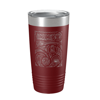 Five Points 20oz Insulated Tumbler