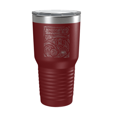 Five Points 30oz Insulated Tumbler