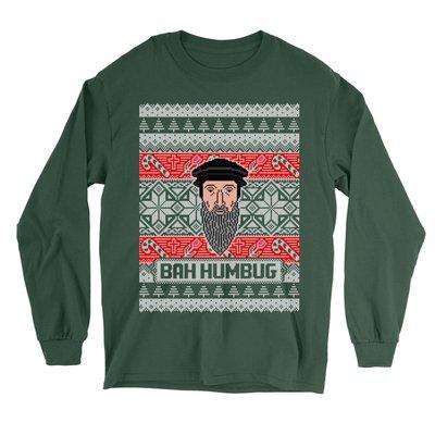 John Calvin Ugly Christmas Longsleeve