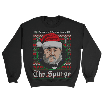 PRE-ORDER: Prince of Preachers Ugly Christmas Sweatshirt