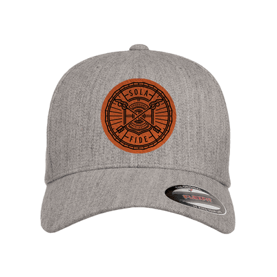 Sola Fide Badge Fitted Hat