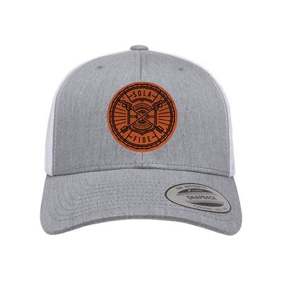 Sola Fide Badge Trucker Hat