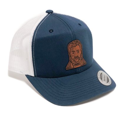 Charles Spurgeon Etched Trucker Hat