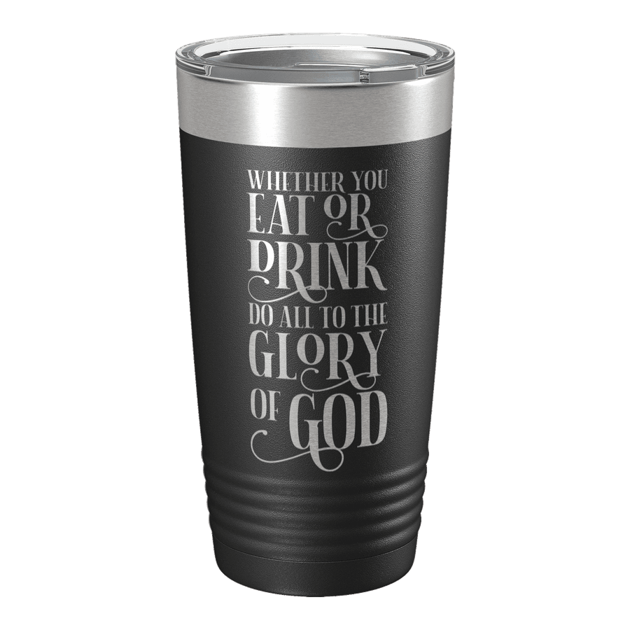 Eat or Drink 20oz Insulated Tumbler