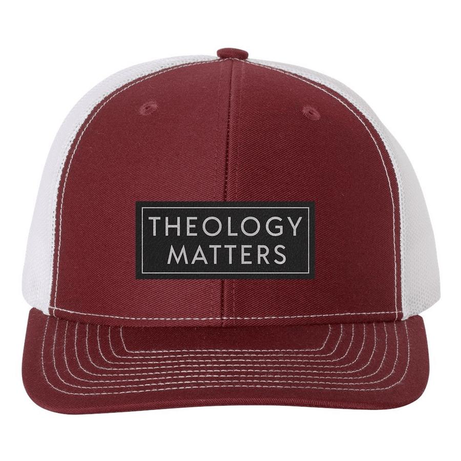 Theology Matter (Patch) Trucker Hat