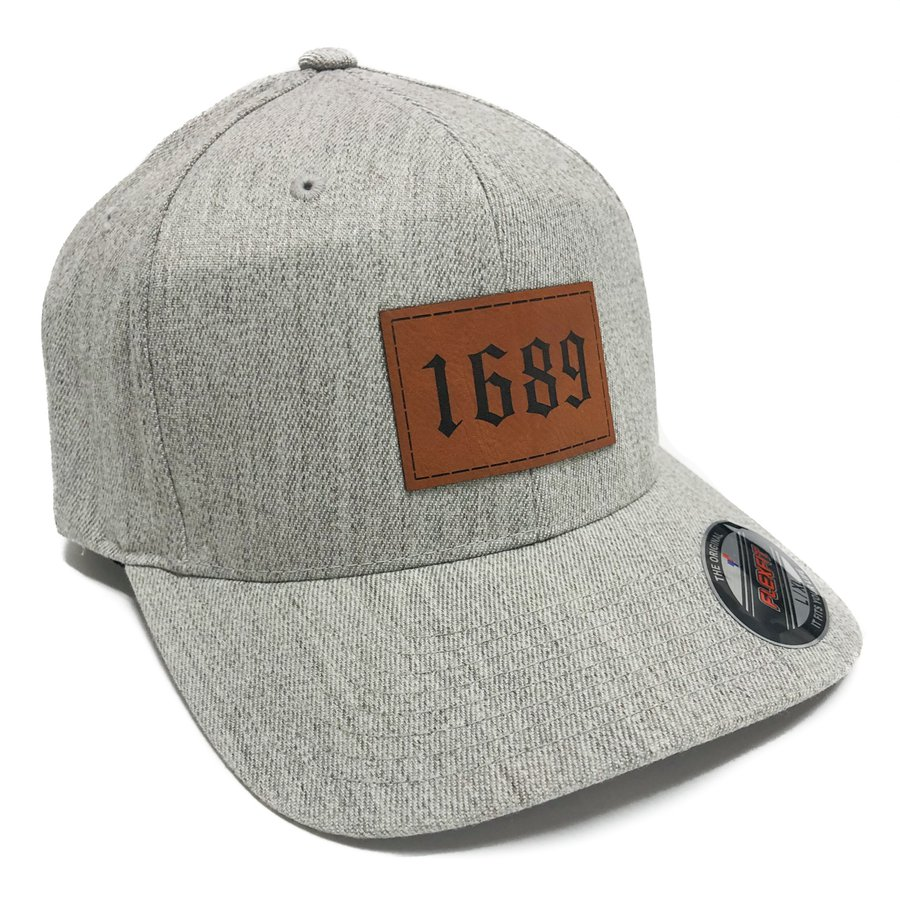 1689 Patch Fitted Hat
