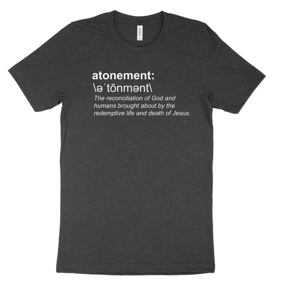 Atonement (Definition) Tee