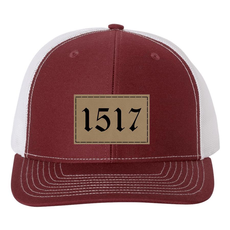 1517 Reformation Trucker Hat
