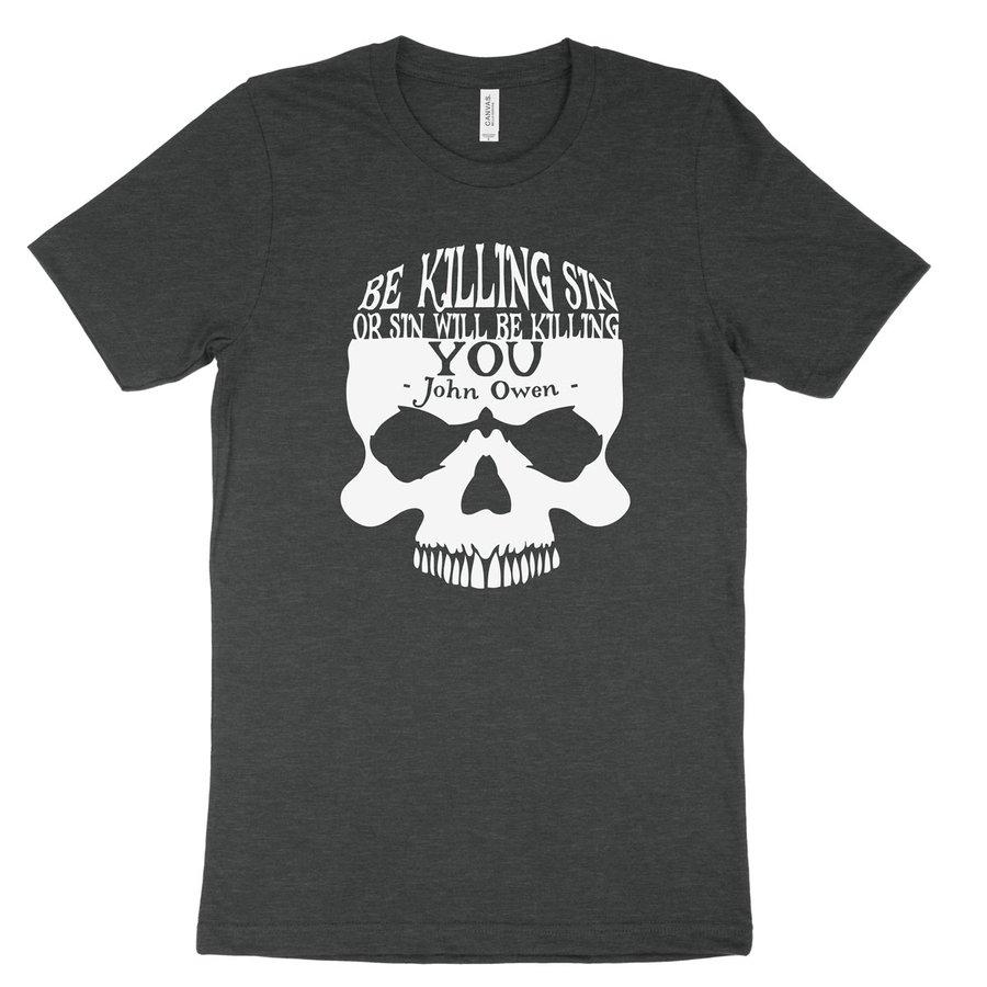 Be Killing Sin (Skull) Tee