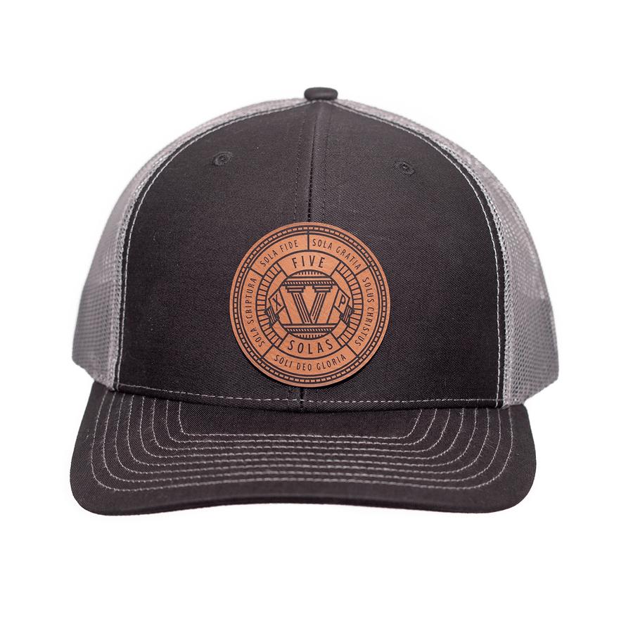 Five Solas Badge Trucker Hat