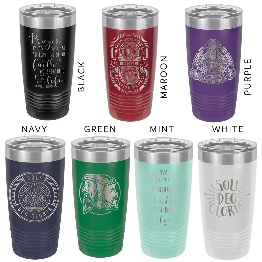 Martin Luther Profile 20oz Insulated Tumbler #2